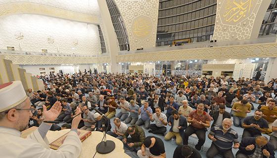 DITIB Türkisch-Islamische Union der Anstalt für Religion e.V.